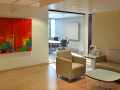 Stylish Reception Area Wilmot Corporate Executive Suites