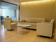 Wilmot Corporate Executive Suites Reception Area