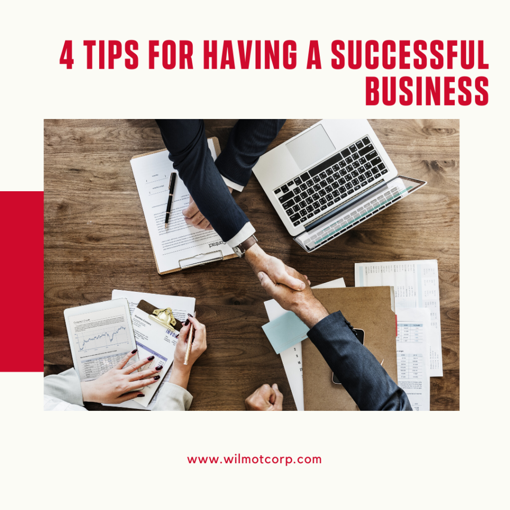 4 Strategies for having a successful business Tucson Executive Offices