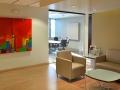 Stylish Reception Area Wilmot Corporate Executive Suites